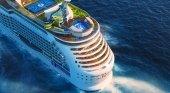 "Singapur realizará cruceros ""a ninguna parte"". | Imagen: Royal Caribbean"