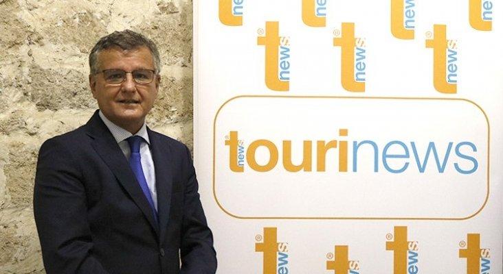 José Juan Cárdenes Domínguez,  nuevo director gerente de Hoteles Escuela de Canarias | Foto: Archivo de Tourinews
