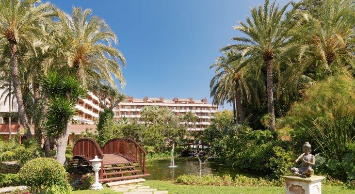 Jardines del Hotel Botánico de Tenerife