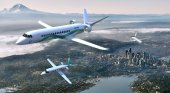 Aviones de Zunum Aero Captura Web