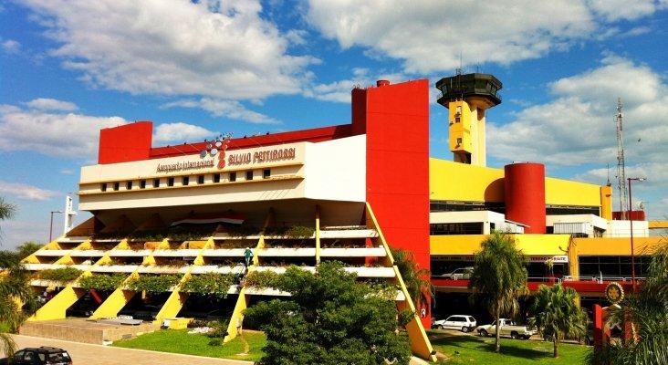 Aeropuerto Internacional Silvio Pettirossi, de Asunción, Paraguay | Foto: Bavariangreen (CC-BY-SA-3.0)
