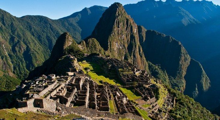 Machu Picchu, Perú | Foto: Jay Warburton (CC-BY-3.0)