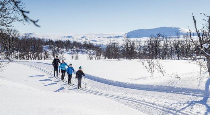 Pronostican un invierno récord en las estaciones de esquí de Suecia