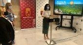 Cristina Sánchez, consejera de Turismo de Murcia
