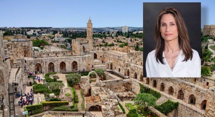 Orit Farkash, nueva ministra de Turismo de Israel