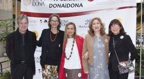Eva Blasco García, en el centro de la imagen, reelegida como vicepresidenta de ECTAA   EVAP