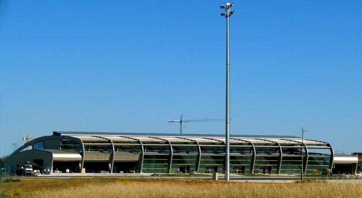 Aeropuerto Internacional de León | Foto: ElViejoReino