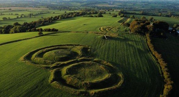 Hill of Tara, en Irlanda