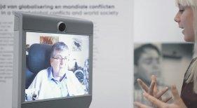 Visita a través de internet del museo Van Abbemuseum (Eindhoven, Países Bajos)   Imagen: Van Abbemuseum