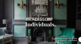 Radisson Individuals, la nueva marca del grupo hotelero internacional.