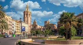 Las viviendas turísticas valencianas buscan la salvación en los universitarios   Foto: Valencia