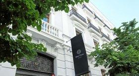 Fachada del Hotel Único Madrid