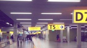 Países Bajos también activará esta semana los viajes a Canarias   Foto: Aeropuerto de Schiphol Amsterdam