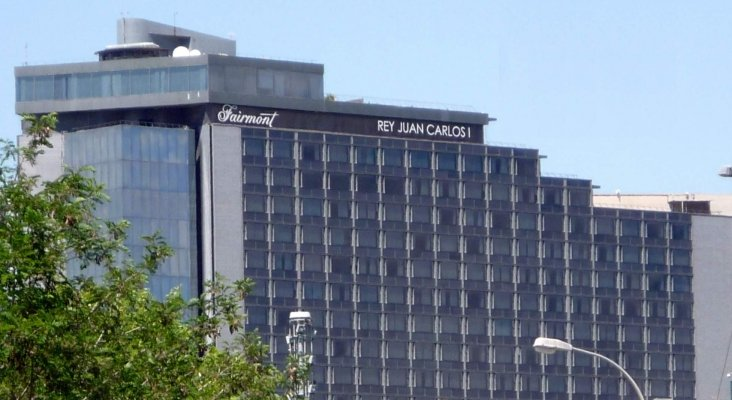 Hotel Fairmont Rey Juan Carlos I de Barcelona