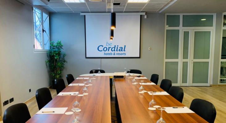 """El Hotel & Spa Cordial Roca Negra (Gran Canaria) inaugura """"Coworking Latitud Norte"""""""
