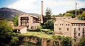 Hotel en la Fábrica de Solfa, en Beceite (Teruel)