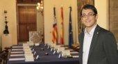 El Gobierno destinará 100 millones de euros al sector turístico de Baleares. En la imagen, Iago Negueruela, conseller de Turismo de Baleares