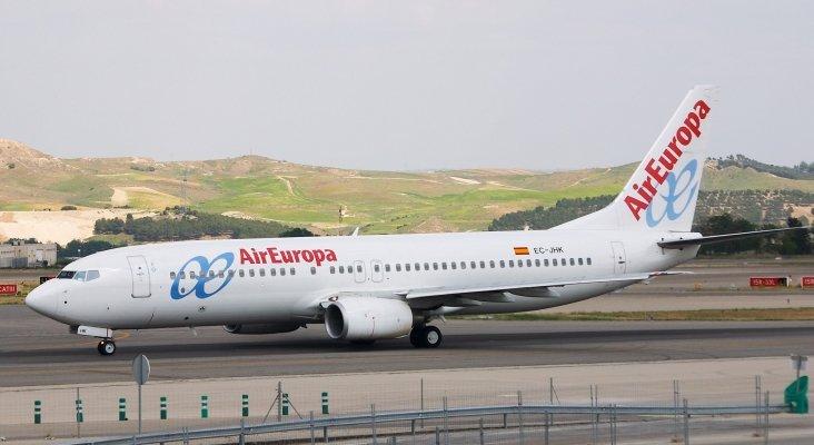 El Gobierno rescata a Air Europa con 475 millones de euros | Foto: C. Barcenilla