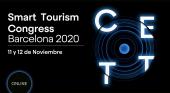 El III CETT Smart Tourism Congress Barcelona tiene su cita el 11 y 12 de noviembre