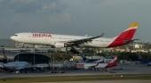 Iberia transforma un A330 de avión de pasajeros a carguero  | Foto: BriYYZ (CC BY-SA 2.0)