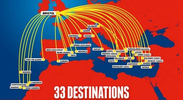 Nueva base de Jet2 vuelos a España