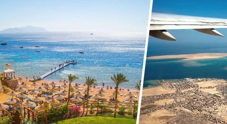 Egipto ha recibido cerca de medio millón de turistas desde julio|Foto: Tourprom