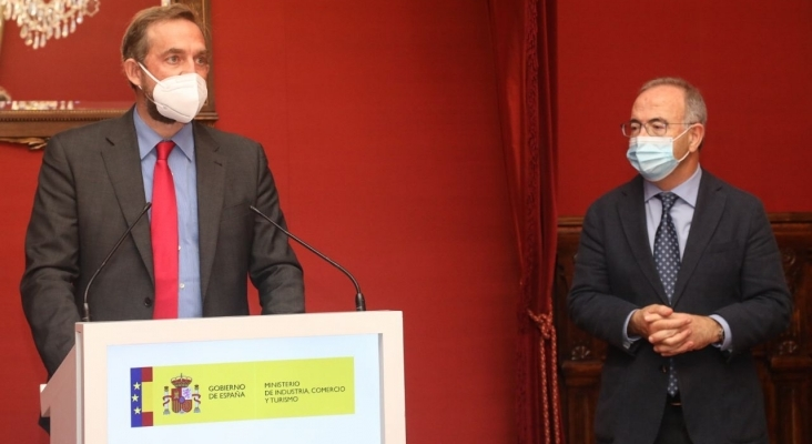Fernando Valdés, secretario de Estado de Turismo | Foto: Twitter de la Secretaría de Estado de Turismo