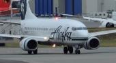 Alaska Airlines Boeing 737 700