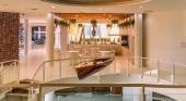 Hoteles convierten sus piscinas en espacios de exposición la náutica