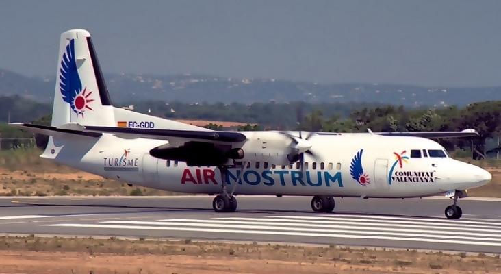 La Comisión Europea cierra la investigación contra España por las ayudas a Air Nostrum|Foto: Pedro Aragão (CC BY-SA 3.0)