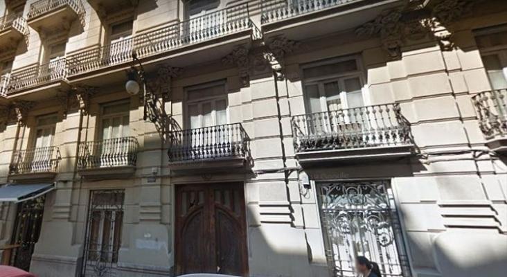 Edificio protegido se convertirá en un nuevo hotel cuatro estrellas en Valencia|Foto: Levante EMV