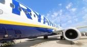 Ryanair aumenta su oferta de vuelos de cara a las navidades