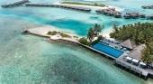 Alojarse todo un año en un hotel de lujo en Maldivas: 30.000 dólares