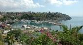 Antalya (Turquía), por sí sola, ha recibido a 3,3 millones de turistas en 2020