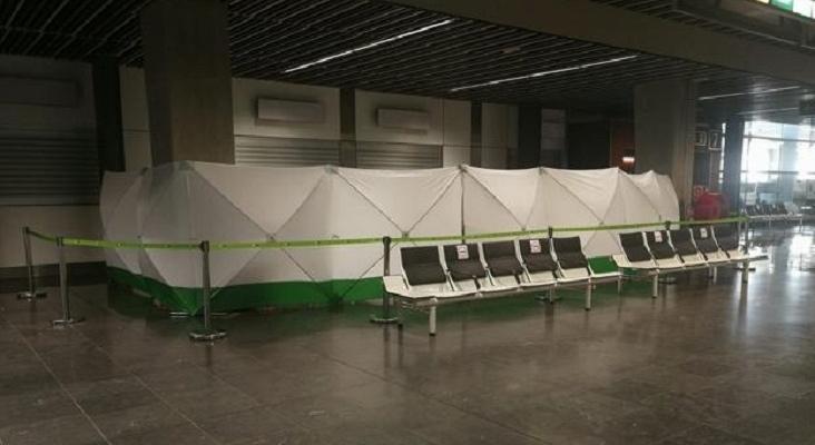 Terminal de llegadas del Aeropuerto de Gran Canaria|Foto: Canarias 7