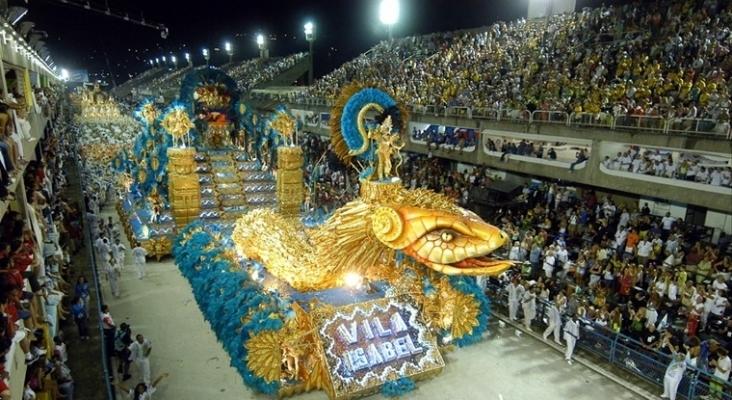 Río de Janeiro (Brasil) retrasa su Carnaval a julio con la esperanza de que haya una vacuna|Foto: Andre Telles (CC BY-SA 4.0)
