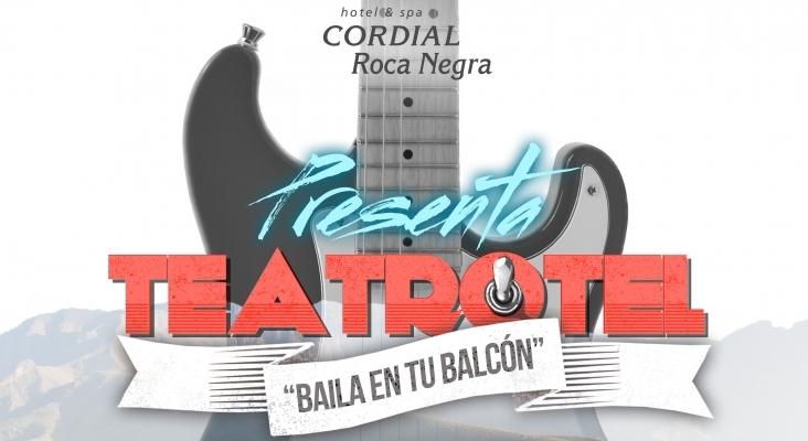El hotel Cordial Roca Negra organiza un concierto al aire libre para huéspedes
