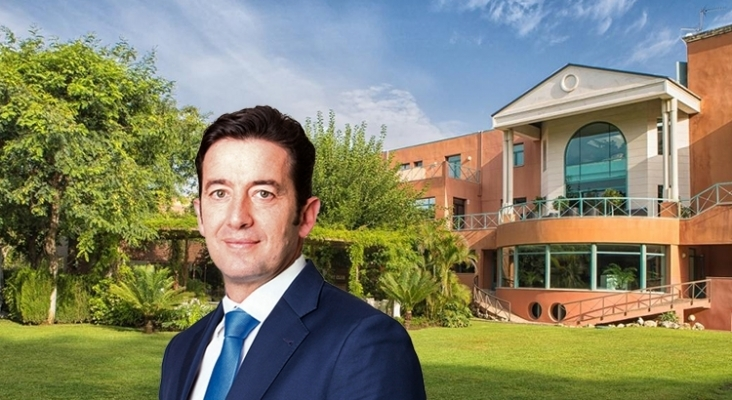 Carlos Díez de la Lastra, CEO de Les Roches