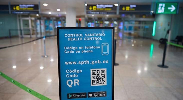 Los aeropuertos españoles encaran la primera jornada con obligatoriedad de PCR