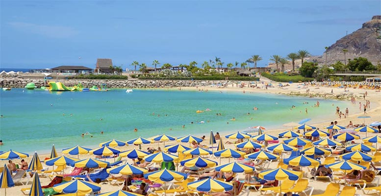 Playa Amadores - Gran Canaria