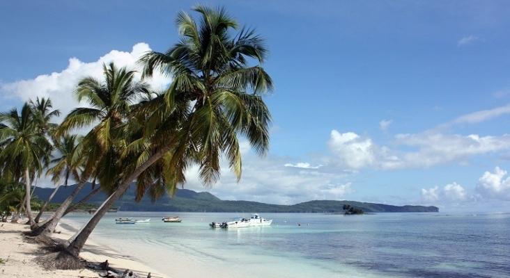 Playa en República Dominicana