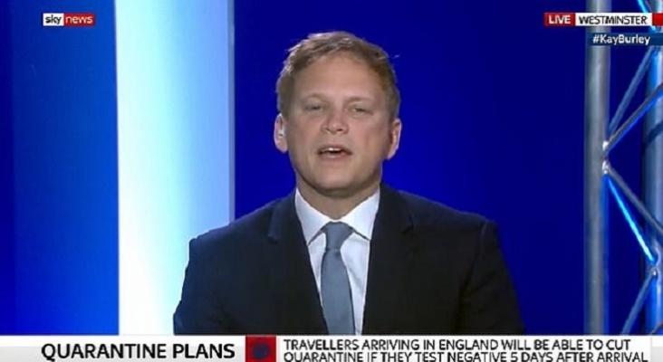 Reino Unido reducirá la cuarentena a cinco días a partir del 15 de diciembre|Foto: Daily Mail