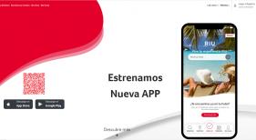 RIU presenta su nueva App