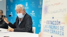 Pedro Quevedo, concejal de Turismo del Ayuntamiento de Las Palmas de Gran Canaria