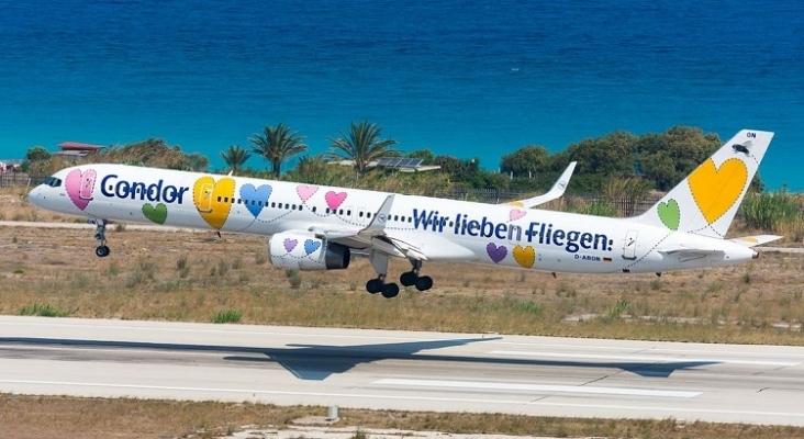 Condor retoma los vuelos desde Alemania a República Dominicana Foto: Flug Revue