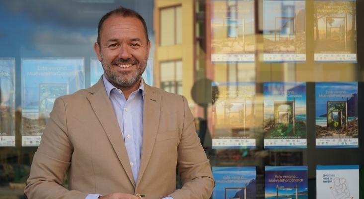 Ignacio Poladura, director general de Viajes Insular