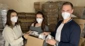 Runa Reisen vende mascarillas FFP2 para poder tener ingresos durante la crisis del Covid