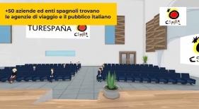 Turespaña organiza una feria para promocionar en Italia diferentes destinos españoles