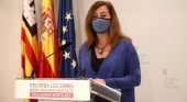 El Govern de Baleares descarta el control de PCR a turistas en los hoteles|Foto: Francina Armengol