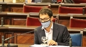 Iago Negueruela, portavoz del Govern de Islas Baleares